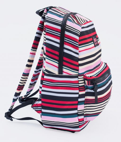 RUBY BAG, MULTI STRIPE