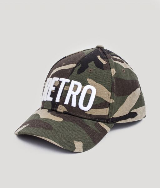 ARNOLD CAP, CAMOUFLAGE
