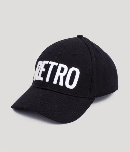 ARNOLD CAP, BLACK