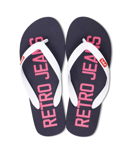 SEABOARD COLOR FLIP-FLOP, NAVY