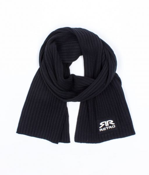 INGRID SCARF, BLACK