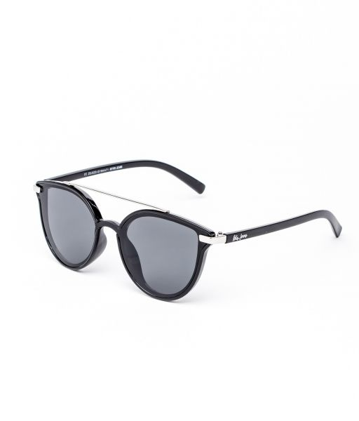 LITY SUNGLASSES, BLACK-SI