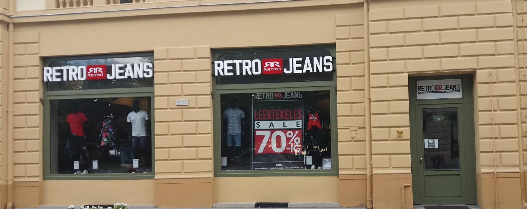 retro jeans nagykereskedés budapest