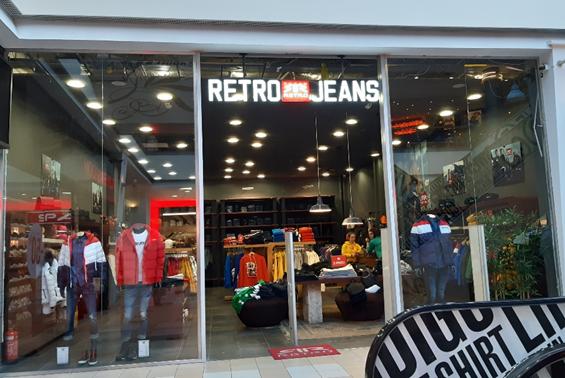 retro jeans pólus center