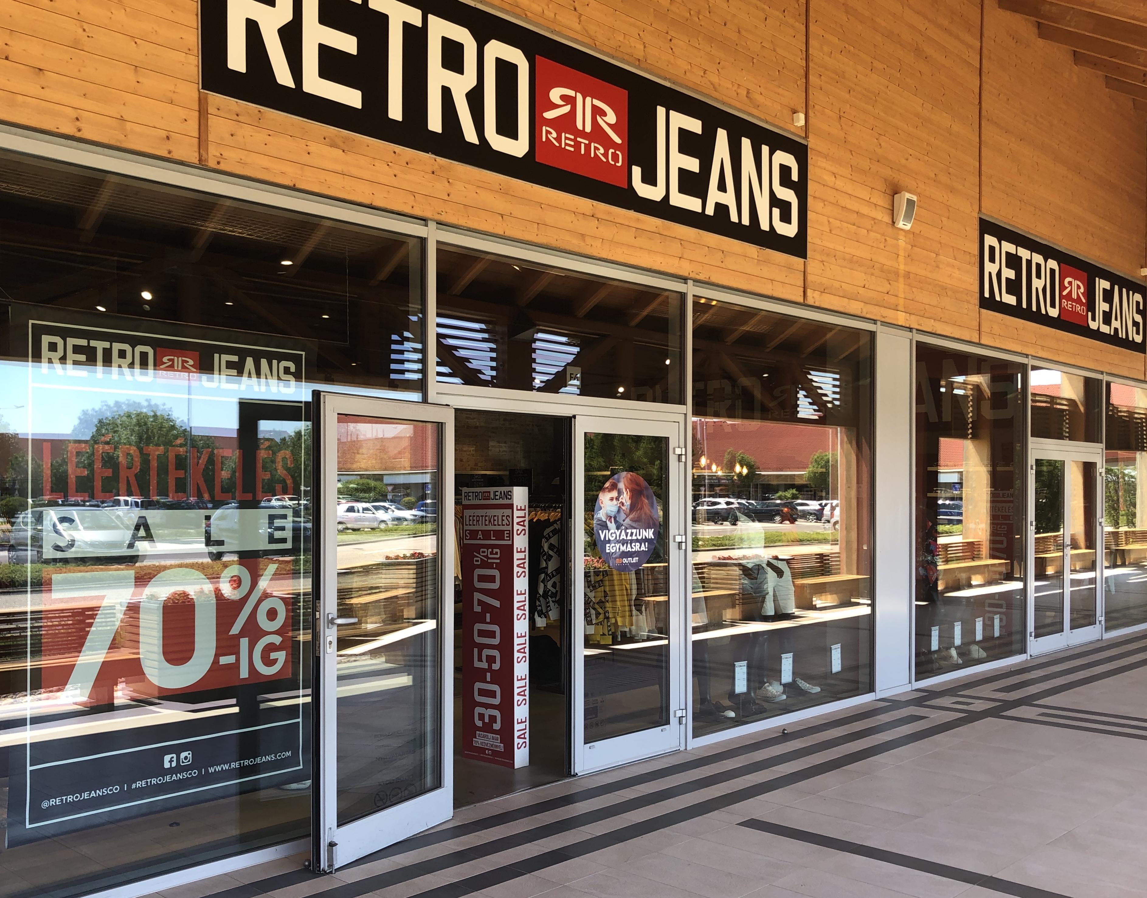 retro jeans központi iroda